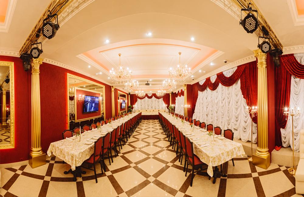 Конференц зал ресторана Барнаул