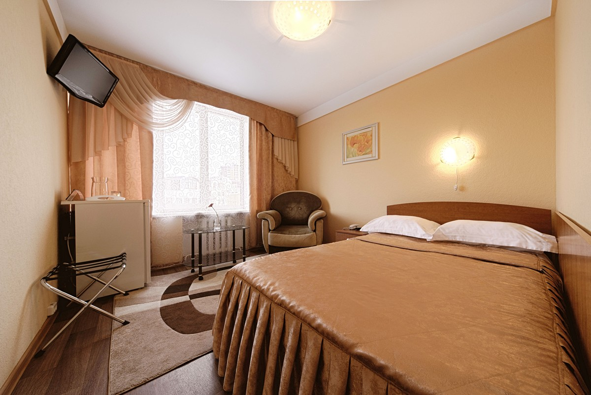 Номера гостиницы Барнаул