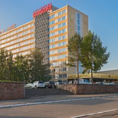 14 Гостиница Барнаул