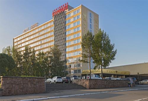 В этом году гостинице «Барнаул» исполняется 35 лет!