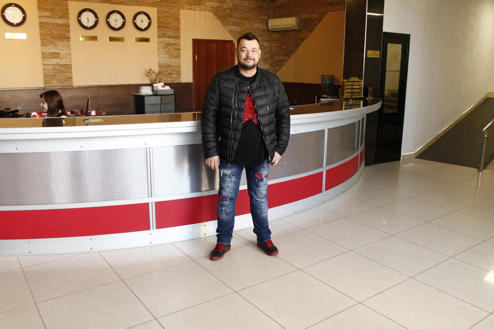 «Руки вверх» в гостинице Барнаул