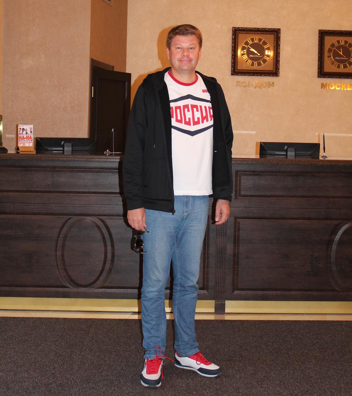 Кубок чемпионов и Дмитрий Губерниев