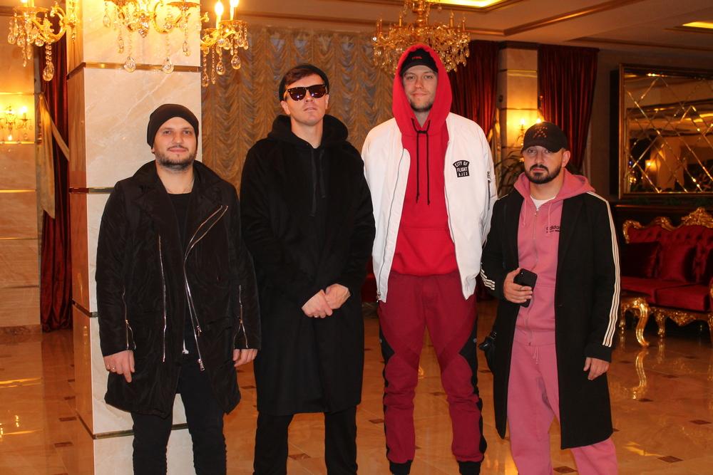 Comedy Club Production — «Импровизация»  в гостинице Барнаул